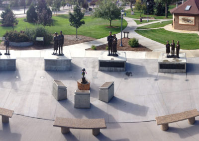 Lasting Legacy Park Memorial – Gillette, WY
