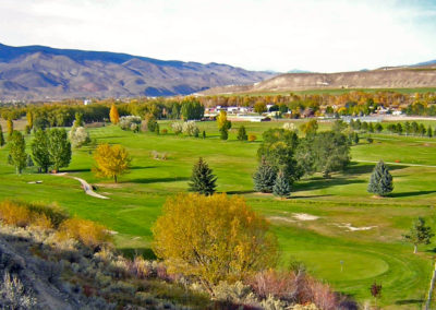 Salmon Valley Golf Course Irrigation Replacement - Salmon, ID